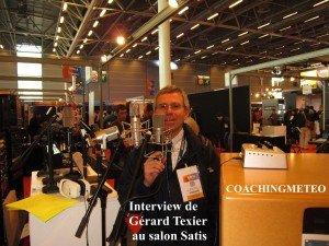 Interview de Gerard Texier